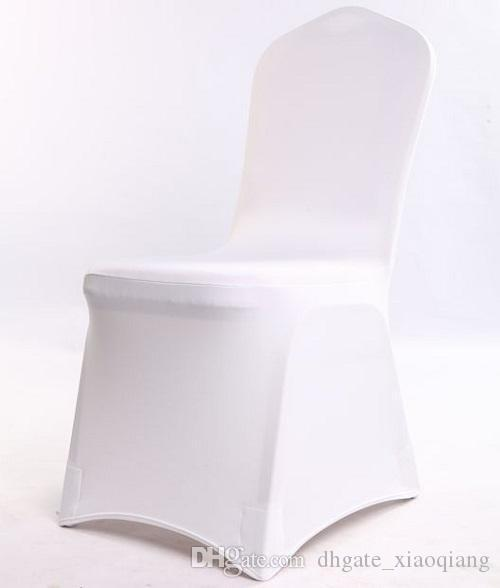 universal wedding chair covers sale glossy white wood outdoor rocking polyester spandex for weddings 100 pcs banquet folding hotel decoration decor hot wholesale