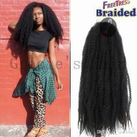 18inch 100g Afro Kinky Marley Braiding Hair Senegalese ...