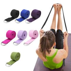 Resistance Chair Accessories Ultimate Camping Yoga Rope Stretch Belt Movement D Ring Fitness Training Adjustable 20 25w Band Bands Handles