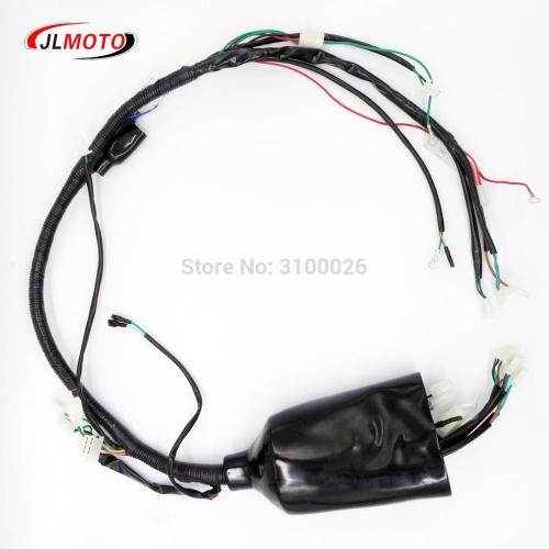 small resolution of atv wire loom fit for china racing quad bike atv jinling 250cc parts eec jla 21b jla 923 scooter parts atv accessory atv accessory catalog from pubao