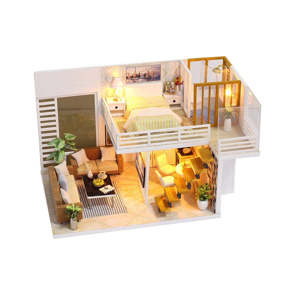 Maison Miniature En Kit Ventana Blog