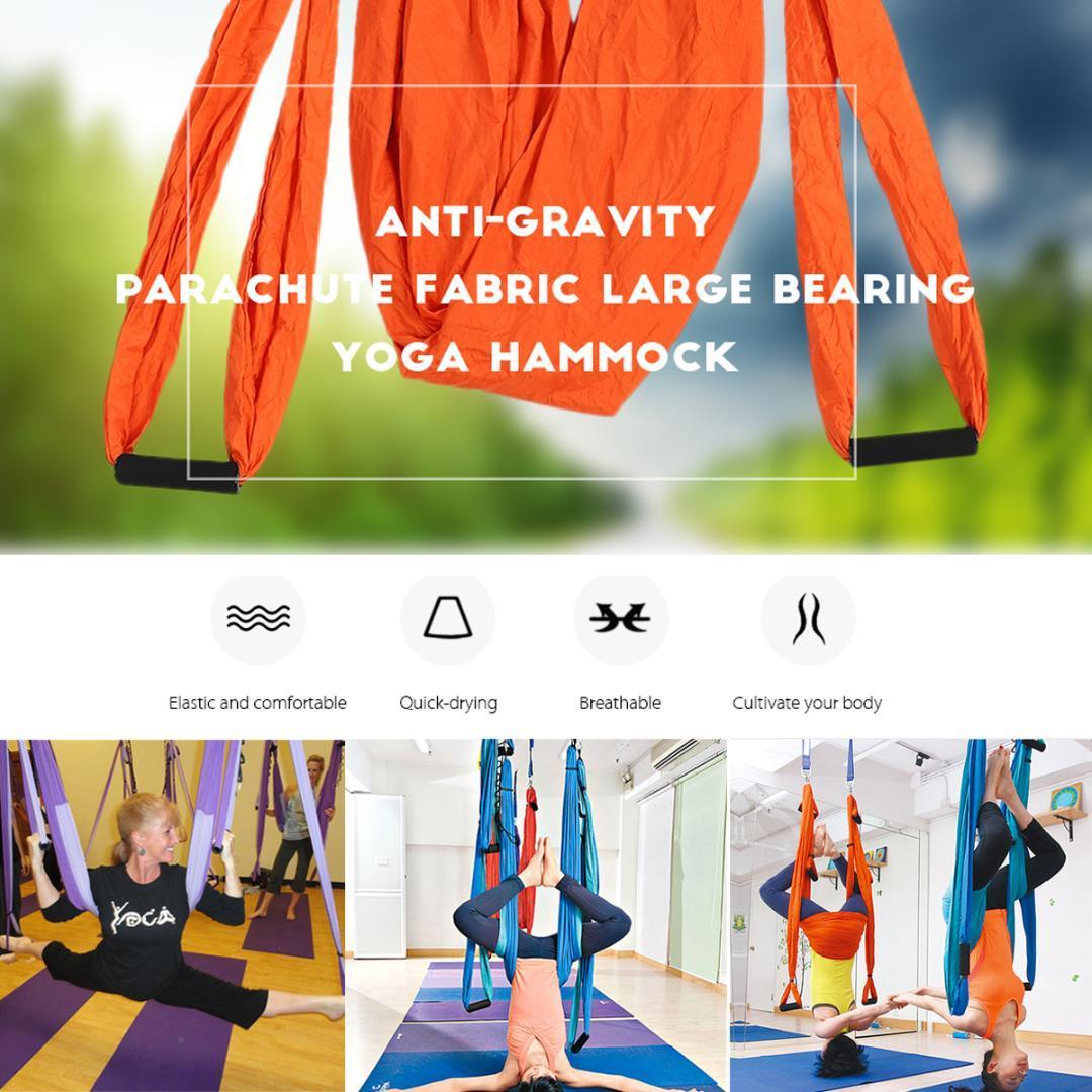 anti gravity yoga flying