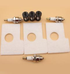 2018 air fuel filter spark plug kit for stihl ms180 ms170 018 017 chainsaw 1130 124 0800 from xincong 8 55 dhgate com [ 950 x 950 Pixel ]