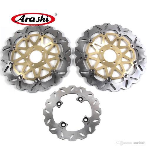 small resolution of 2019 arashi 02 03 ninja zx9r front rear brake rotors brake disc kit for kawasaki zx 9r 2002 2003 zx 9r zx12r zx 12r from arashidh 230 15 dhgate com
