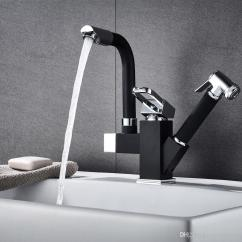 Kitchen Water Faucet Types Of Flooring Pros And Cons Multifunctional Cold Hot Extenders With Pull Down Sprayer Household Bathroom Vb Outlet Tap