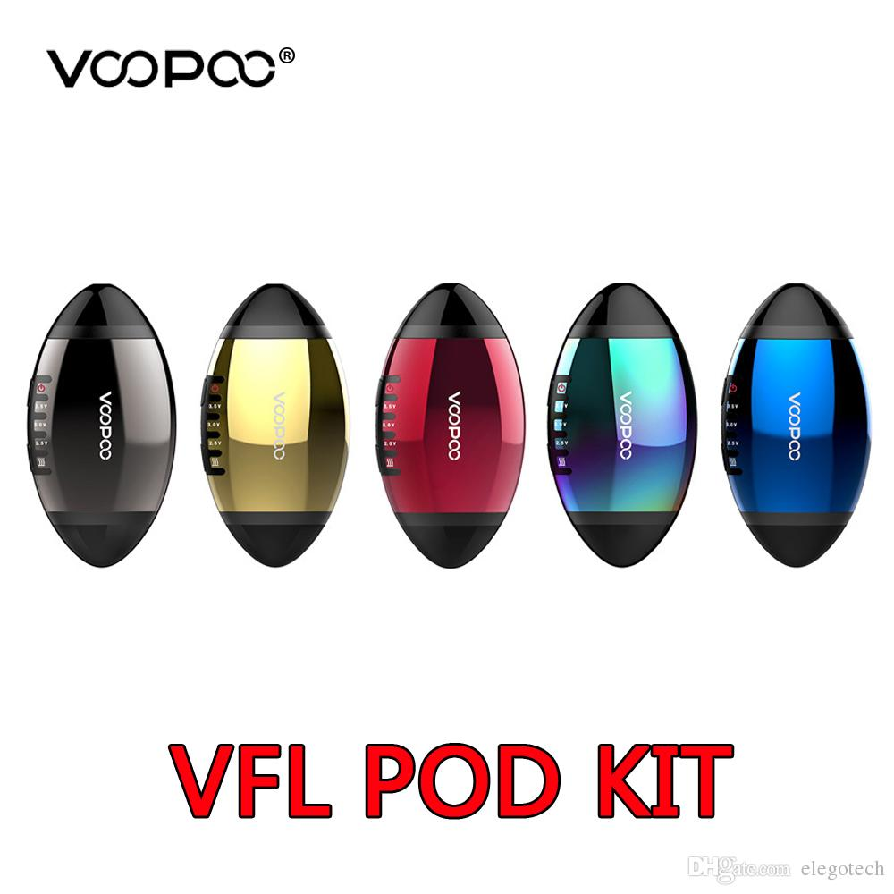 hight resolution of 2019 voopoo vfl refillable pod system kit 650mah 0 8ml capacity with ceramic coil electronic vaping kits pods e cigarette american football from elegotech