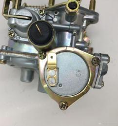 2019 30pict 1 carburetor electric choke fit vw beetle carburator bug solex empi 6v from performancepart 90 45 dhgate com [ 1600 x 1600 Pixel ]