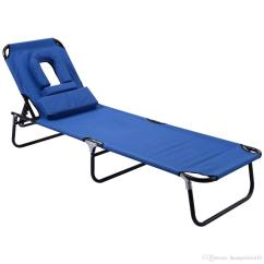 Folding Chaise Lounge Chair Outdoor Gym Equipment 2019 Foldable Bed Beach Camping Recliner Pool Yard From Huangxinxin16 40 2 Dhgate Com