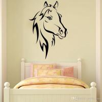 Horse Wall Stickers For Kids Room Home Decor Animal Wall ...