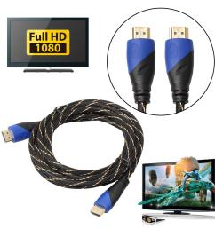 10m 15m hdmi cable v1 4 for ps3 for xbox360 hdtv 1080p skidproof gold plated plug head for hdtv game accessories cables 2 go lan cables from cocosoly top  [ 1001 x 1001 Pixel ]