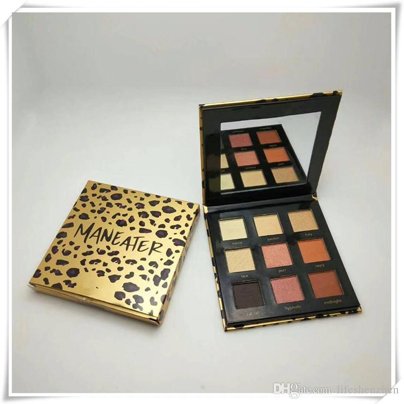 newest makeup palette maneater