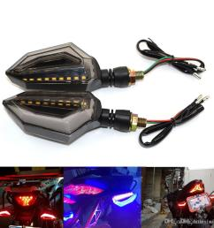 2018 for pair motorcycle led turn signal lights amber lamp left motorcycle turn signal wiring diagram simple motorcycle led turn signals wiring [ 1000 x 1000 Pixel ]