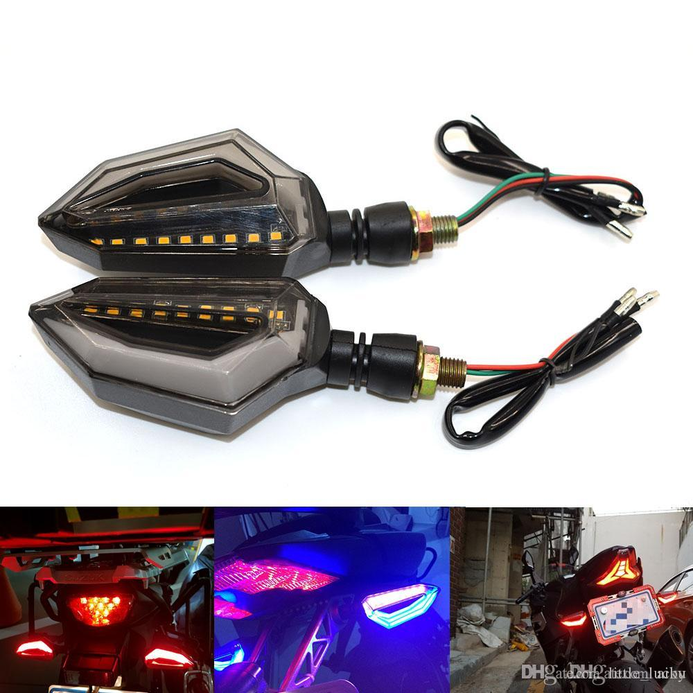 hight resolution of 2018 for pair motorcycle led turn signal lights amber lamp left motorcycle turn signal wiring diagram simple motorcycle led turn signals wiring