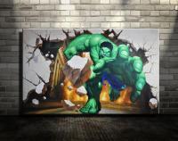 Superhero Wall Decor 3d - Wall Decor Ideas