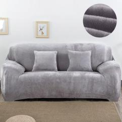 Sofa Covers Low Price Furniture Made In Usa Plush Fabirc Cover 2 Seater Thick Slipcover Couch Sofacvoers Stretch Elastic Cheap Home Towel Wrap Covering Renting Chair