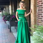 Jade Green Prom Dress