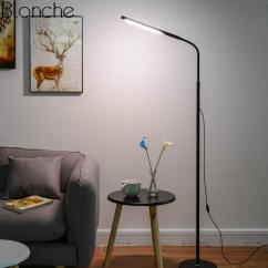 Standing Lights For Living Room Small Design Ideas India 2019 Modern Led Floor Lamp Dimmable Stand Bedroom Bedside Piano Study Light Fixtures Home Decor From Lvzhilamp