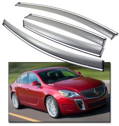 2019 new front rear side window visor deflector vent shade fit for buick regal 2014 2016 15 from icar club 73 56 dhgate com [ 1000 x 1000 Pixel ]