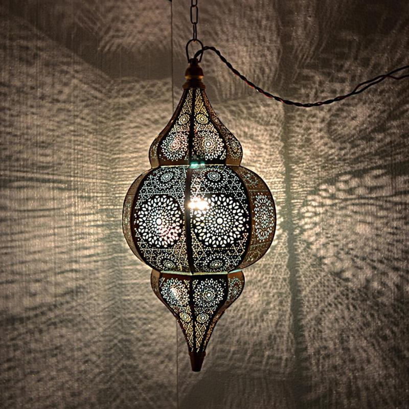 hanging ceiling lights for living room india bright wall moroccan oriental pendant suspension lamp indian cheap cars light tires best round crystal