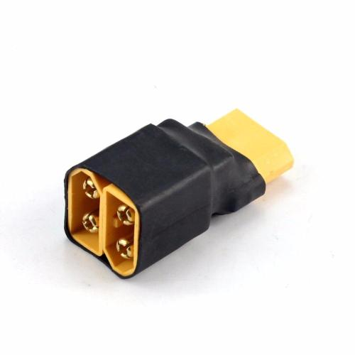 small resolution of lipo battery jmt xt60 series connection adapter converter connector cable lipo battery harness plug wiring or rc airplanes fpv canada 2019 from toy abc