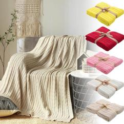 Xl Sofa Throws Makonnen Charcoal Queen Sleeper 120 180cm Warm Cotton Blanket Coral Plaid For Air Throw Travel Manta Soft Beds Fleece Electric Twin Custom