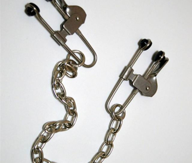 Stainless Steel Metal Nipples Clamps Breast Clips Papilla Stimulator In Adult Games For Couples Fetish Sex Slave Toys For Women