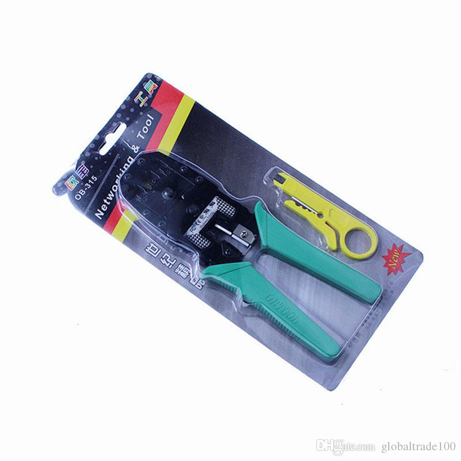 hight resolution of multi tool rj45 rj11 cat5 wire cable crimper crimp pc network hand tools herramientas ob 315 pliers network diagnosis tool network diagnosis tools from