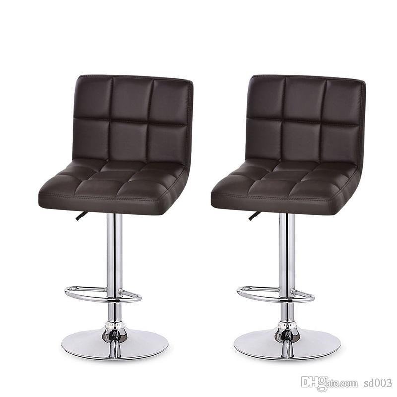 leather pub chair gamestop gaming 2019 swivel hydraulic height adjustable bar stools cashier office stool reception chairs rotate hot sale 98xt dd from sd003