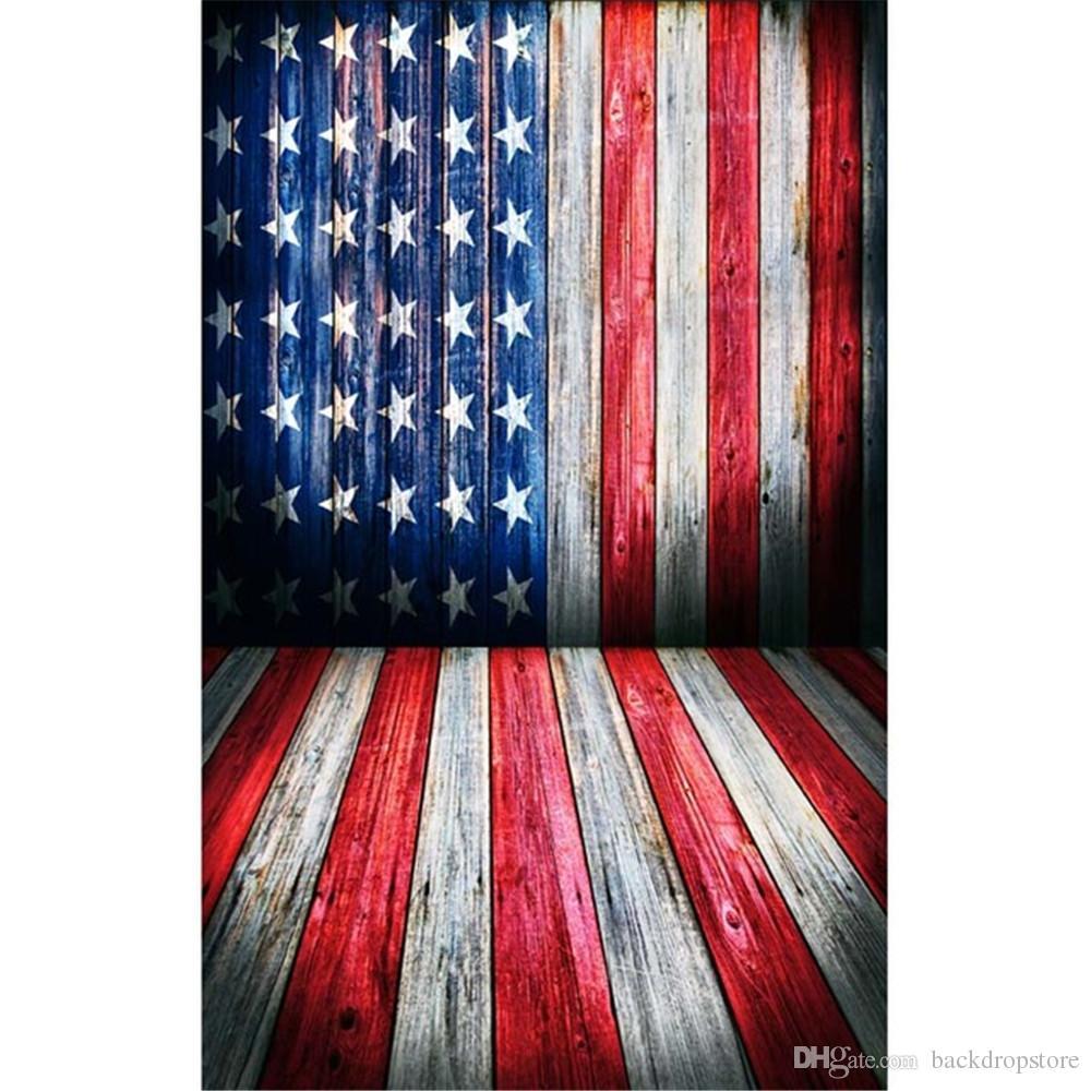 american flag photography backdrops
