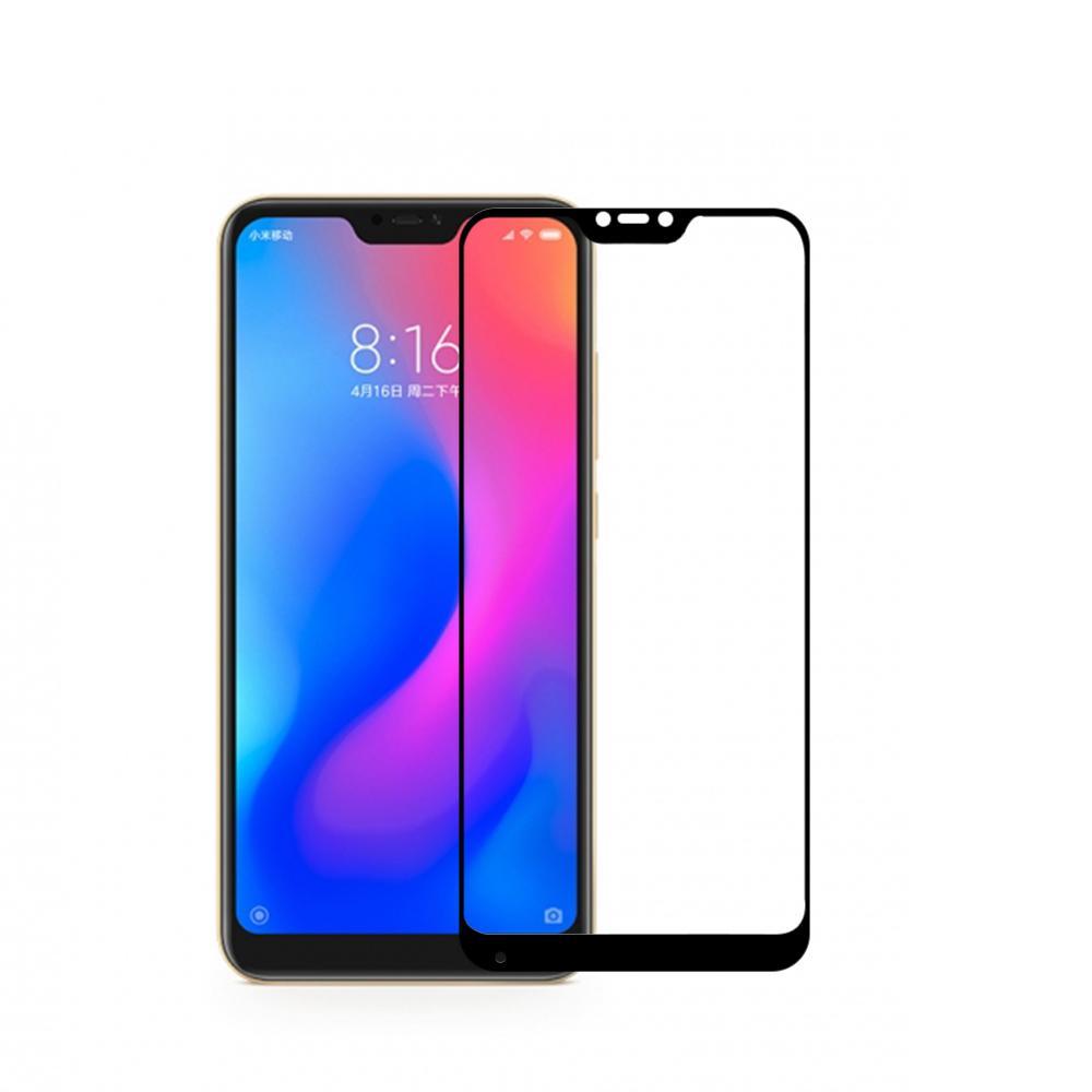 5pzlotto For Xiaomi Redmi 6 Pro Xiaomi Mi A2 Lite 25d Bubble Free Curved 9h Hardness Screen Protector Tempered Glass Filmss