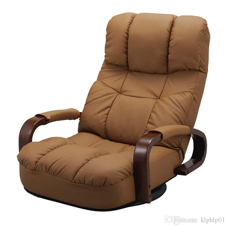 swivel chaise lounge chair recovering dining room chairs floor reclining 360 degree rotation japanese style cheap green eco walls best leather stores online