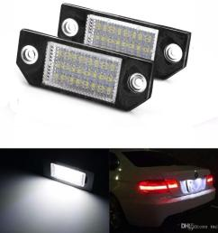 no error led number license plate light lamp for ford focus mk2 c max mk1 auto bulbs auto bulbs led from mc88 9 99 dhgate com [ 1001 x 1001 Pixel ]