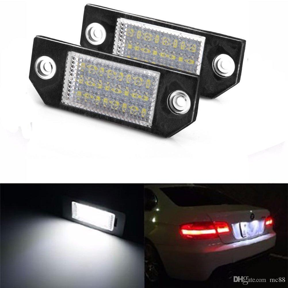 hight resolution of no error led number license plate light lamp for ford focus mk2 c max mk1 auto bulbs auto bulbs led from mc88 9 99 dhgate com