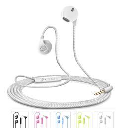 earphones wired in ear earbuds with microphone stereo headset for apple huawei sony samsung htc lg motorola moto lenovo redmi best on ear headphones cool  [ 961 x 961 Pixel ]
