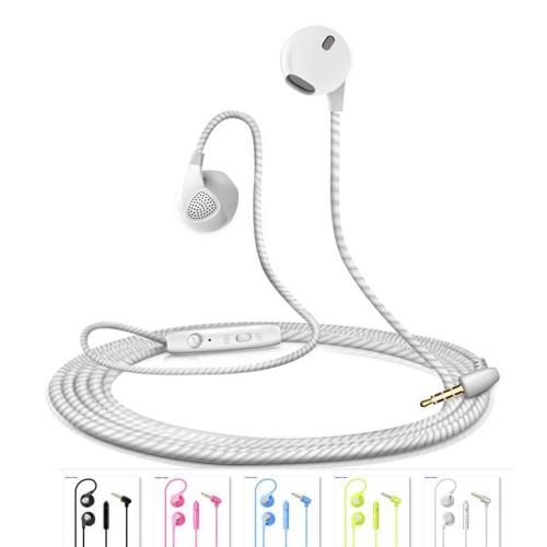 small resolution of earphones wired in ear earbuds with microphone stereo headset for apple huawei sony samsung htc lg motorola moto lenovo redmi best on ear headphones cool