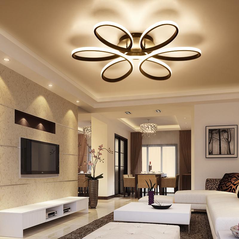 Compre Luces De Techo Llevadas Modernas Para El Dormitorio