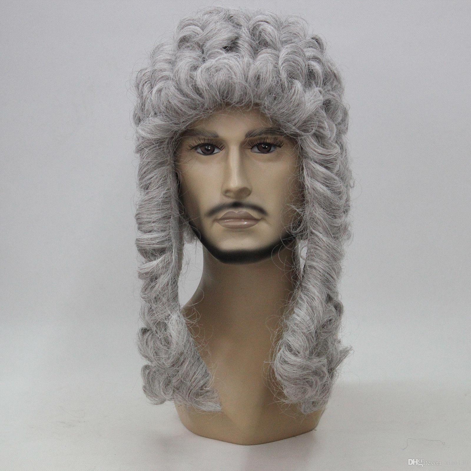 hivision court judge wig