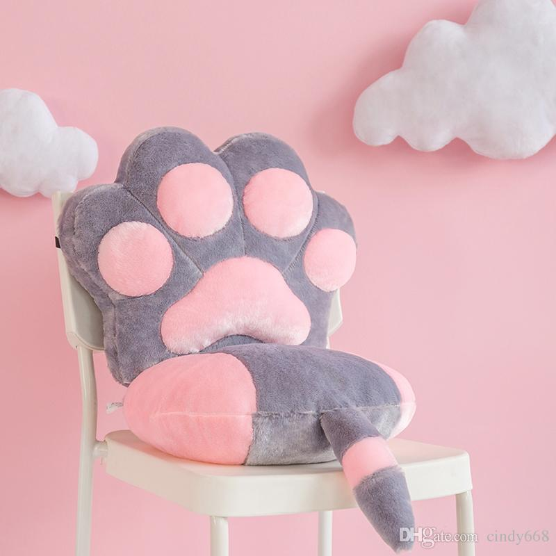 outdoor chair cushions sale kmart chairs cat paw design cushion for home office thickened joint disassembly high quality seat decora pillow patio furniture