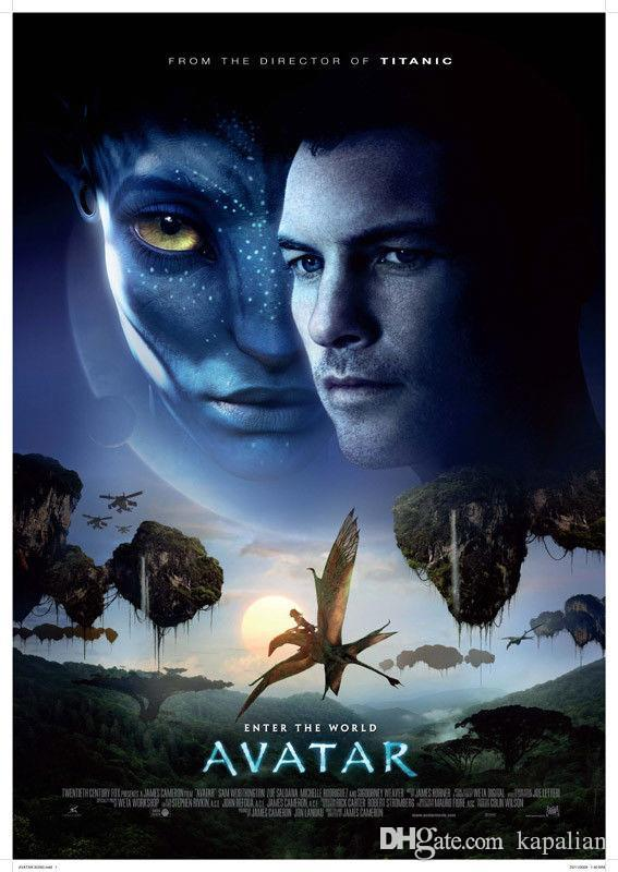 free shipping avatar poster