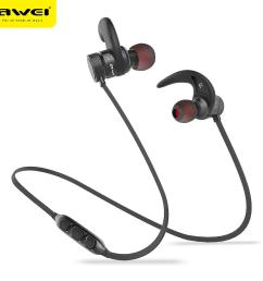 awei a920bls bluetooth earphone a920bl pro wireless headphone sport headset auriculares cordless headphones casque 10h music good headphones headphone jack  [ 1000 x 1000 Pixel ]
