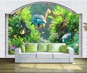 large murals for walls