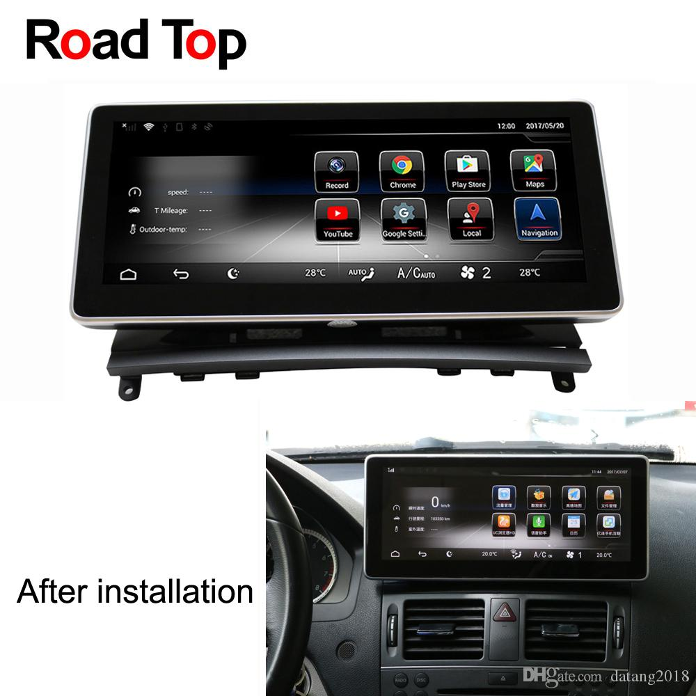 medium resolution of android 7 1 car radio gps navigation bluetooth head unit for mercedes benz c class w204 2008 2010 c180 c200 c220 c250 c300 c350 c320 cdi c63 car radio gps