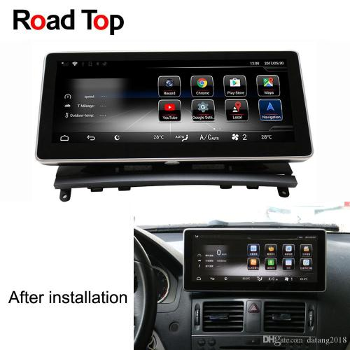 small resolution of android 7 1 car radio gps navigation bluetooth head unit for mercedes benz c class w204 2008 2010 c180 c200 c220 c250 c300 c350 c320 cdi c63 car radio gps