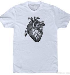 compre m s reciente 2017 heart t shirt medical heart diagram tee vintage science poster ilustraci n cool t shirt fashion a 12 08 del lijian82 dhgate com [ 1000 x 1000 Pixel ]