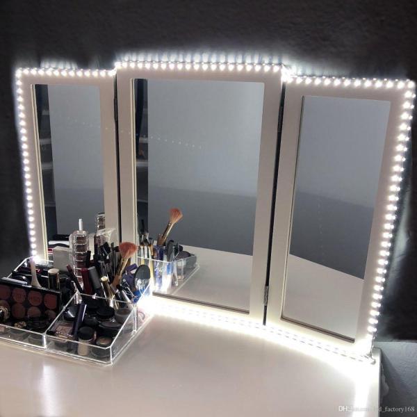 2019 Hollywood Style Led Vanity Mirror Lights Kit
