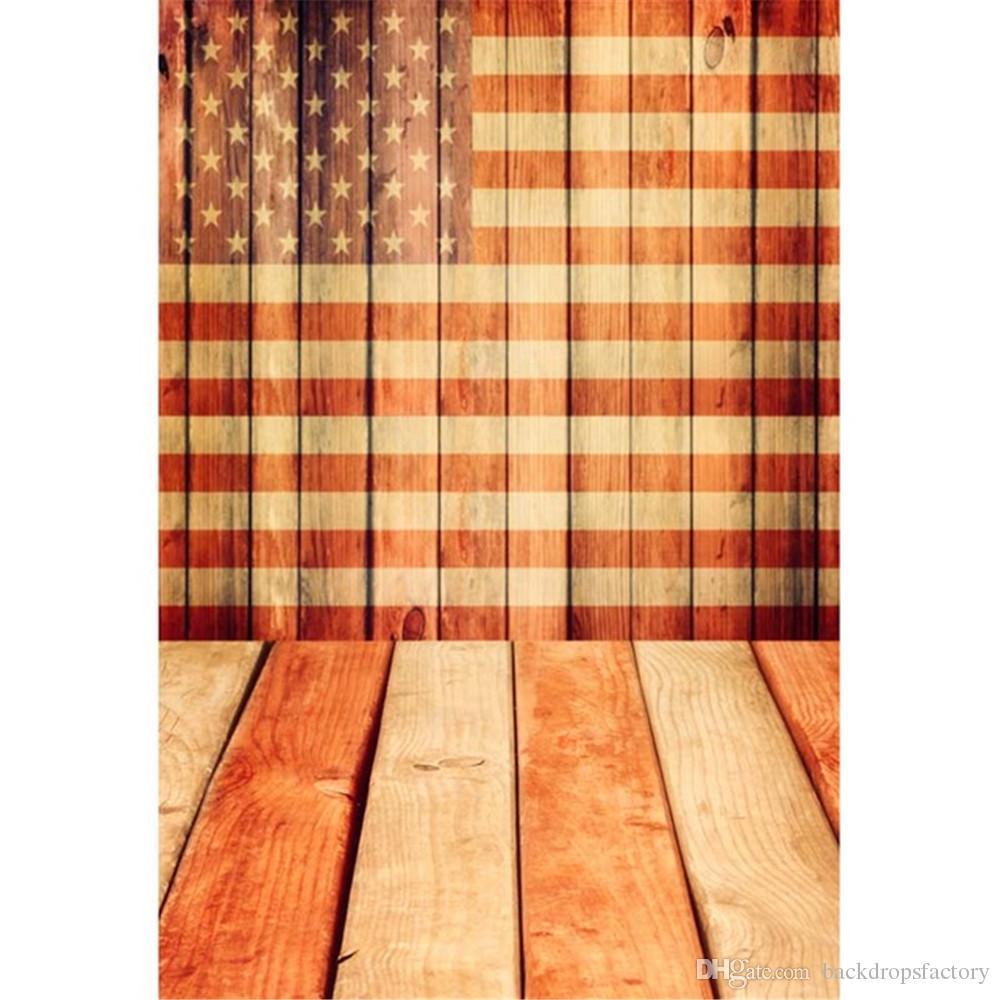 wooden wall floor american