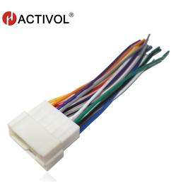 2019 car radio stereo female iso plug power adapter wiring harness special for sonata elantra tucson iso harness power cable gps from baixiangguo  [ 1000 x 1000 Pixel ]