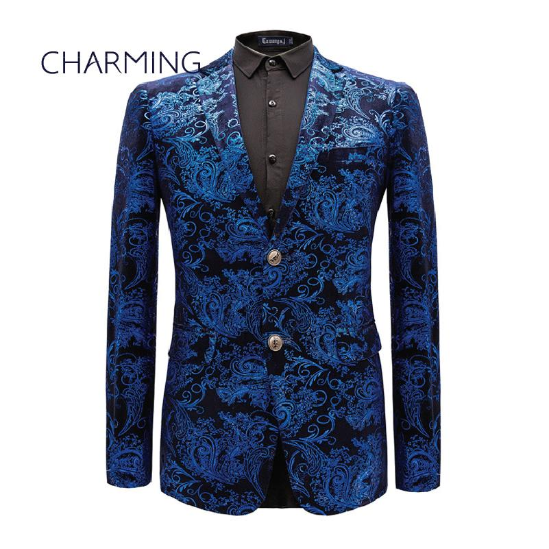 dark blue mens suit