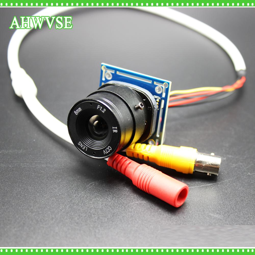 hight resolution of ahwvse cmos 1200tvl mini cctv camera module with bnc cable and cs hd diagram camera wiring cctv 1200tvl
