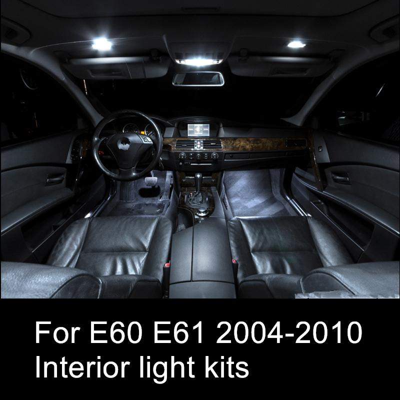 Bmw E60 Interior Lights Package